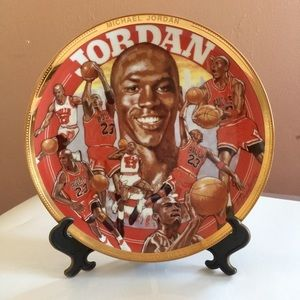 Other - Michael Jordan The NBA collector Plate Series